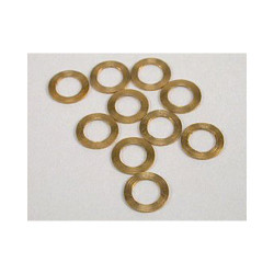 "NSR Pick-Up Guide Spacers .010"" Brass (10) NSR4819"