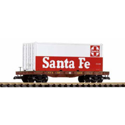 PIKO SF Container Wagon 14628 G Gauge 38732