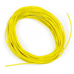 GAUGEMASTER Yellow Wire 10m (7 x 0.2mm) GM11Y