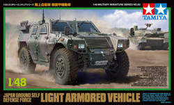 TAMIYA 32590 JGSDF Light Armoured Vehicle 1:48 Military Model Kit