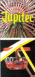 FALLER Jupiter Ferris Wheel Lighting Model Kit IV HO Gauge 140471