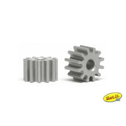 SLOT.IT Ergal Pinion 12 Teeth 6.5mm SIPI6512E