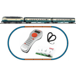 PIKO SmartControl Light DB BR218 Starter Set IV (DCC-Fitted) HO Gauge 59007