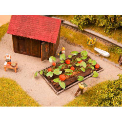 NOCH Pumpkins (8) Deco Minis HO Gauge Scenics 13219