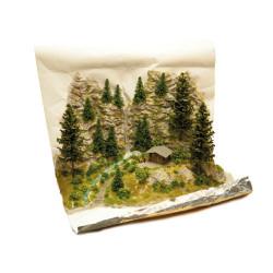NOCH Landscaping Modelling Foil 150x25cm Scenics 60835