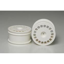 Tamiya 53881 Off-Road Rear Wheel Large Diam - RC Hop-ups
