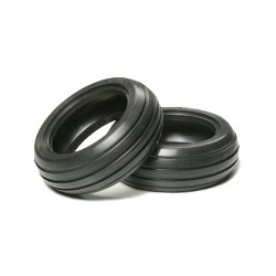 Tamiya 40111 GB01 Front Grooved Tires - RC Hop-ups