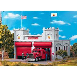 PIKO Fire Department No.6 Kit G Gauge 62242