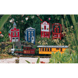 PIKO Sandy's Candies Pleasantown Kit G Gauge 62212