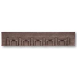 NOCH Arcade Granite Hard Foam 33x12.5cm HO Gauge Scenics 58276