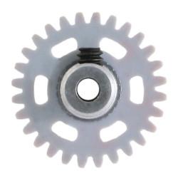 NSR 3/32 AW Soft Plastic Gear 28t w/Alu Hub 16mm NSR6628