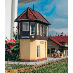 PIKO #C# Rosenbach Switch Tower Kit G Gauge 62041