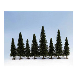 GAUGEMASTER Bulk Pack Trees - Fir (25) OO Gauge Scenics GM122