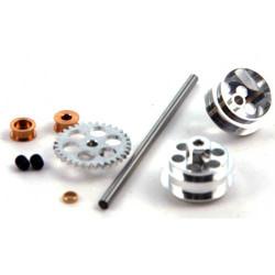 "NSR Rear Kit W/16"" Diameter Wheels Type SW (NSR) NSR4009"