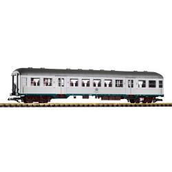 PIKO DB Bnb 2nd Class Silver Coin Coach IV G Gauge 37631