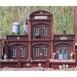 PIKO Brewery Kit G Gauge 62014