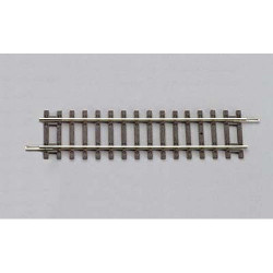 PIKO A-Track (G115) Straight Track 115mm HO Gauge 55203