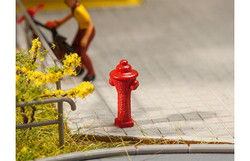 FALLER Hydrants (10) Model Kit HO Gauge 180912