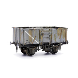 DAPOL Kitmaster 16t Mineral Wagon Model Kit OO/HO Gauge C037
