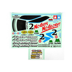TAMIYA 58587 Neo Fighter Buggy/DT03, 9495811/19495811 Decals/Stickers