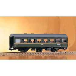 PIKO Classic DR B3ge 2nd Class Reko Coach III G Gauge 53080