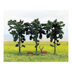 GAUGEMASTER Tree Set - Pine (3) OO Gauge Scenics GM187