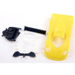 NSR Mosler MT900R Ultralight Body Kit Yellow 14.6Gr NSR1320Y