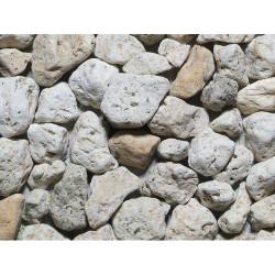 NOCH Coarse Rubble 6-16mm Profi Rocks (80g) HO Gauge Scenics 09232