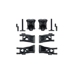 TAMIYA 54815 TT-02B Reinforced Gear Covers & Lower Suspension Arms (2 pcs)