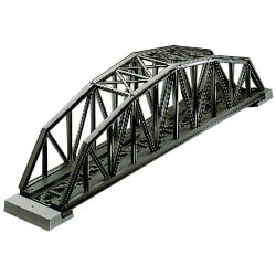 LGB Steel Arched Bridge 1200mm - G Gauge 50610