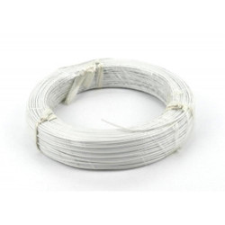 GAUGEMASTER White Wire 100m (7 x 0.2mm) BPGM11W