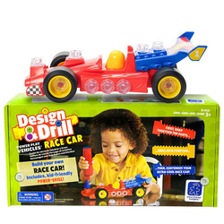 Learning Resources Design & Drill Power Play Vehicles - Race car 4131