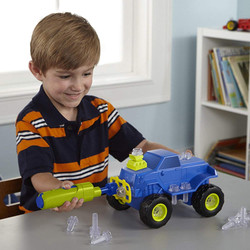 Learning Resources Design & Drill Power Play Vehicles - Monster Truck 4132