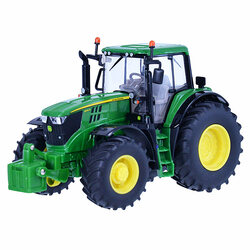 BRITAINS John Deere 6195M Tractor 1:32 Diecast Farm Vehicle 43150A1