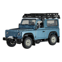 BRITAINS Land Rover Defender & Roof Rack & Winch 1:32 Diecast Farm Vehicle 43217