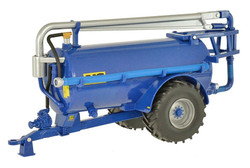 BRITAINS Slurry Tanker (Roadside) blue 1:32 Diecast Farm Vehicle 43201