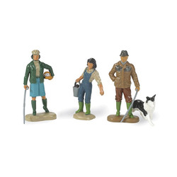 BRITAINS Farming Family 1:32 Diecast Farm Toy 40954