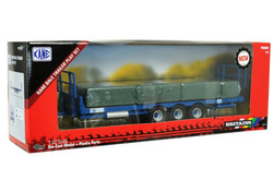BRITAINS Kane Bale Trailer Set 1:32 Diecast Farm Vehicle 43218
