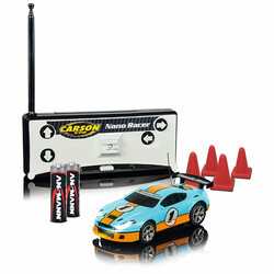 CARSON RC Nano Racer Classic AM Mhz RTR C404110 1:60