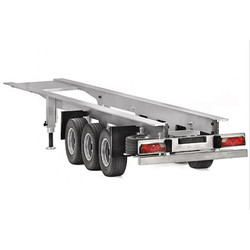 CARSON RC Three Axle Trailer Chassis (Version 2) C907030 1:14