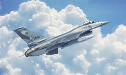 ITALERI F-16A Fighting Falcon 2786 1:48 Aircraft Model Kit
