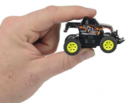CARSON RC Nano Racer 'Little Foot' Mhz RTR C404184 1:60