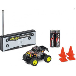 CARSON RC Nano Racer 'Little Foot' Mhz RTR C404184 1:60