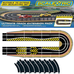 SCALEXTRIC BUNDLE C8514 C8206 Sport Track Extension Kit