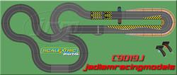 SCALEXTRIC BUNDLE C8514 C8206 Sport Track Extension Kit