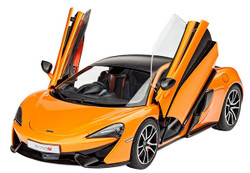 REVELL McLaren 570S 1:24 Car Model Kit 07051