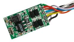HORNBY Digital R8249 Loco Train Decoder V1.3 8pin DCC Chip NMRA Pk x 4