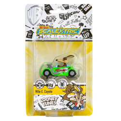 MICRO SCALEXTRIC G2165 Looney Tunes Wile E Coyote Car