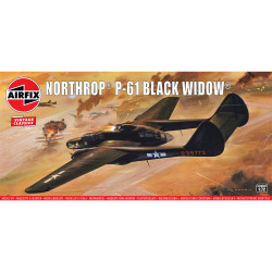 Airfix A04006V Northrop P-61 Black Widow 1:76 Plastic Model Kit
