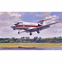 Airfix A03009V Hawker Siddley Dominie T.1 1:72 Plastic Model Kit